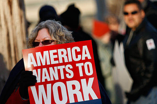 Extend Unemployment Benefits