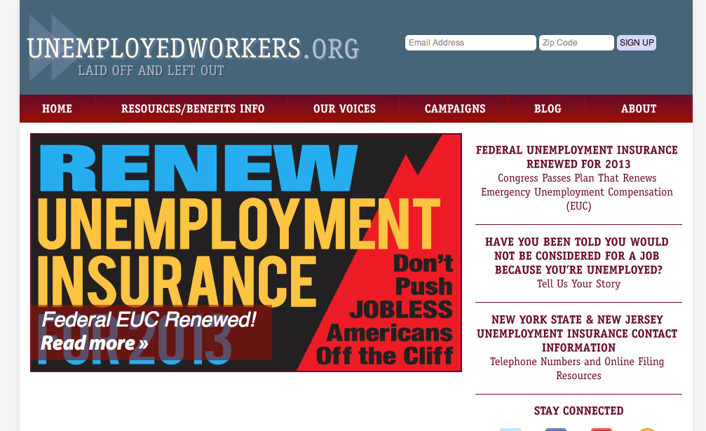 UnemployedWorkers.org
