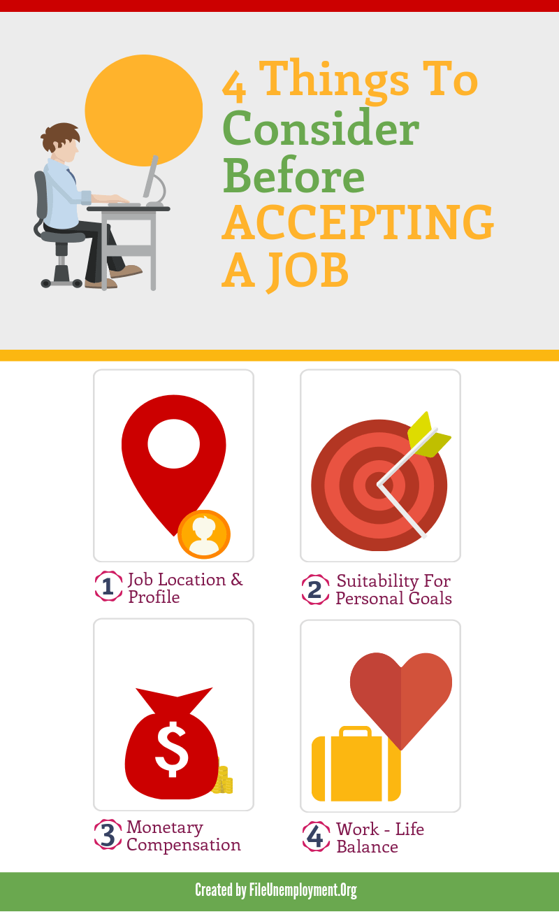 how to decide to take a new job