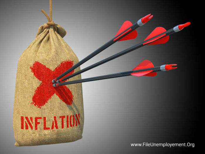 Relation between inflation and unemployment