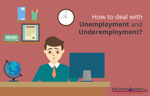How to deal with unemployment and underemployment?