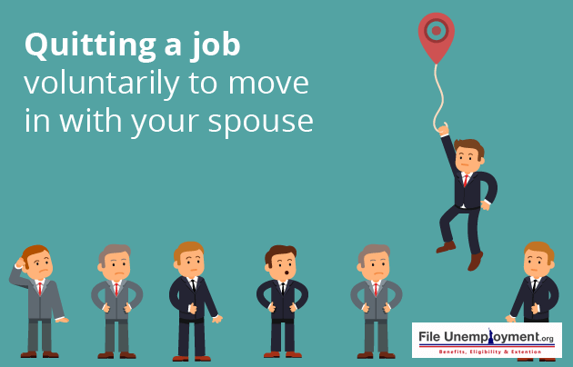 Quitting a Job Voluntarily to Move Out of City/State/Country With Your Spouse