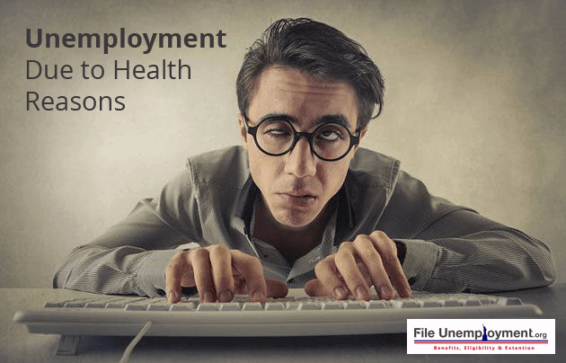 Unemployment due to health reasons