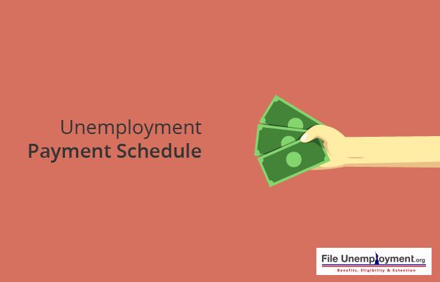 Unemployment Payment Schedule