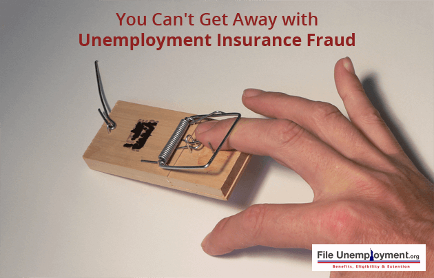 falsely claimed unemployment insurance