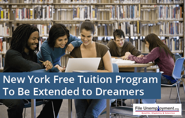 new york free tuition to illegal immigrants