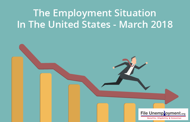 Unemployment Situation US March 18