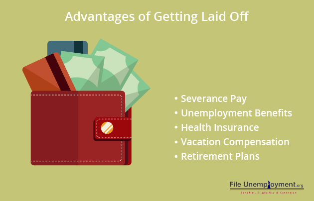 Advantages of Getting Laid Off