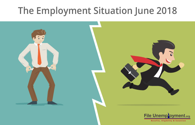 The Employment Situation June 2018