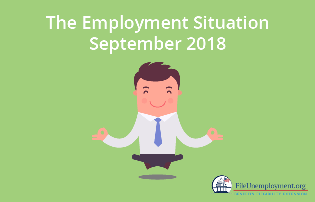 The Employment Situation – September 2018