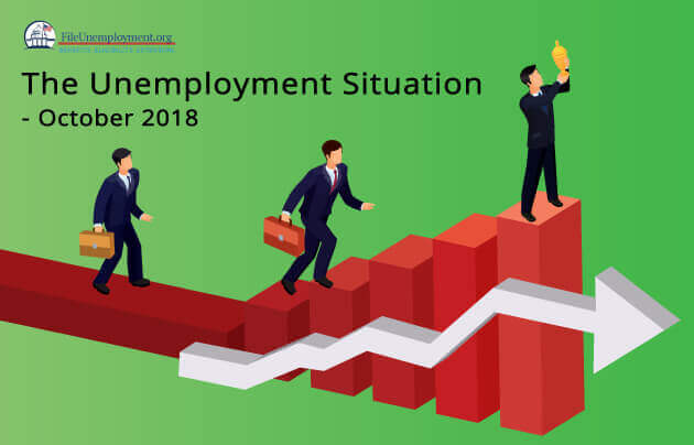 FUN Unemployment Employment Situation October 2018