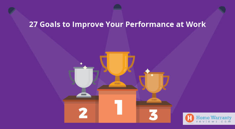 27 Goals to Improve Your Performance at Work