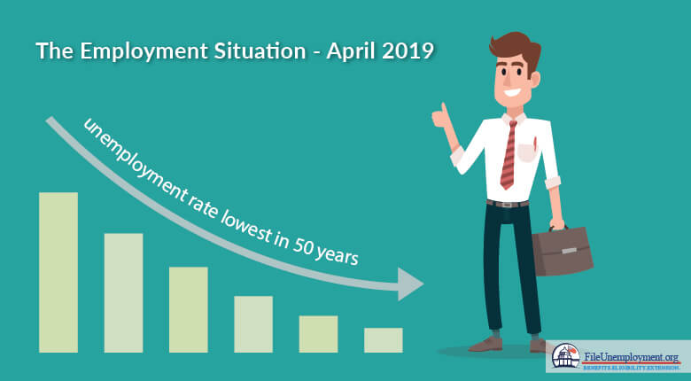 The Employment Situation – April 2019