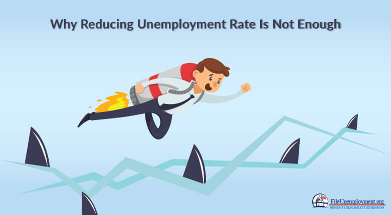 Why Reducing Unemployment Rate Is Not Enough