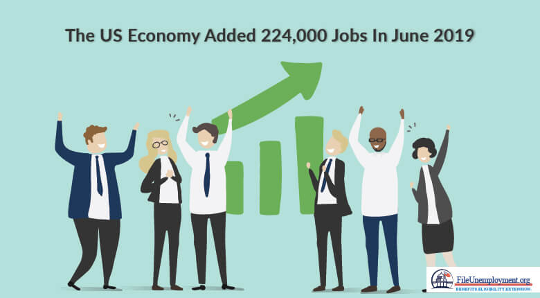 The Employment Situation June 2019