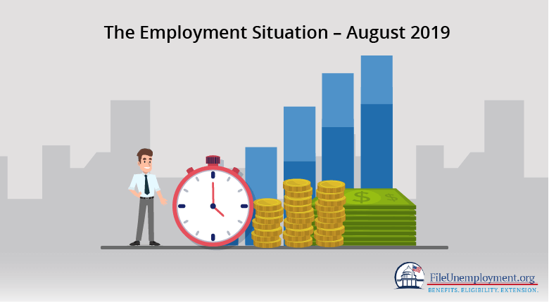 The Employment Situation – August 2019