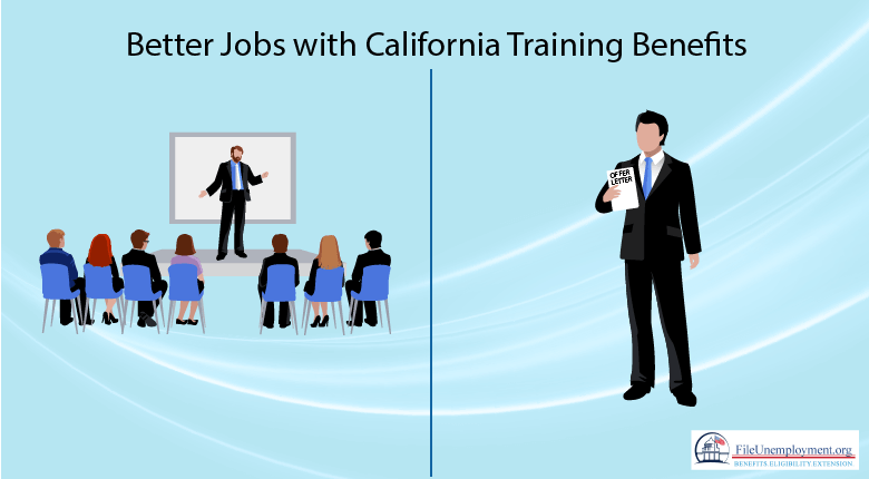 Better Jobs with California Training Benefits