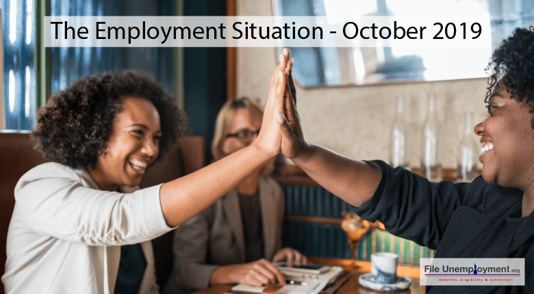 The Employment Situation-October 2019