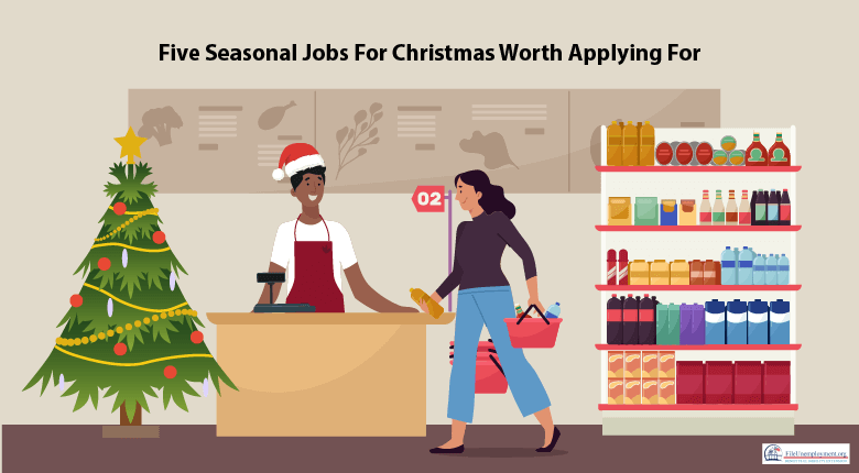 Five Seasonal Jobs For Christmas Worth Applying For