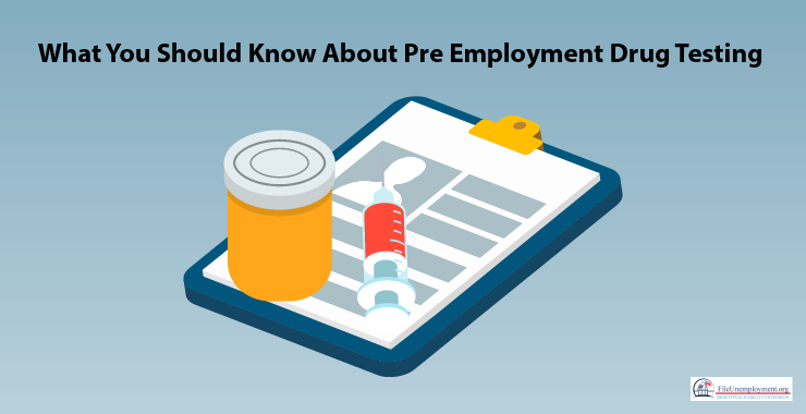 What You Should Know About Pre Employment Drug Testing
