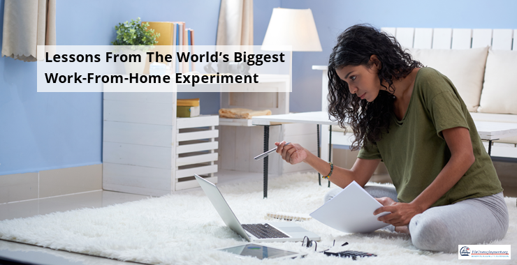 World's Biggest Work From Home Experiment