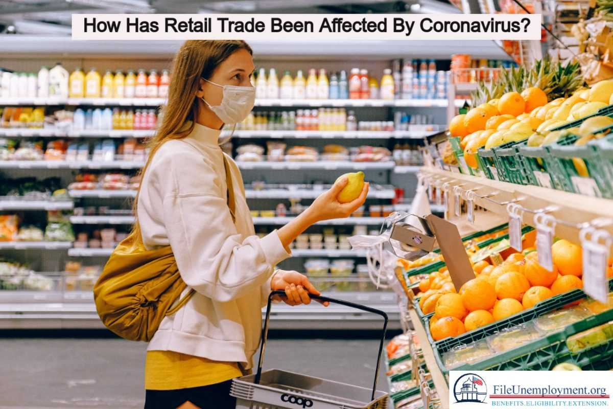 Sectoral Unemployment: Retail Trade Hit By Coronavirus