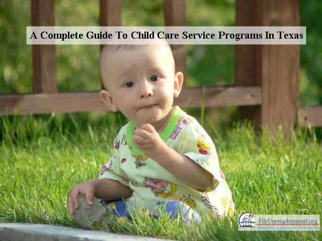 A Complete Guide To Child Care Service Programs In Texas