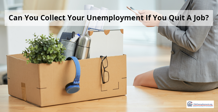 Can You Collect Your Unemployment If You Quit A Job?