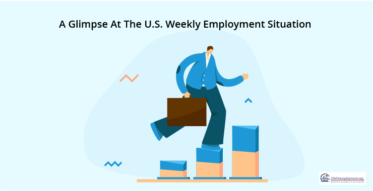A Glimpse At The U.S. Weekly Employment Situation
