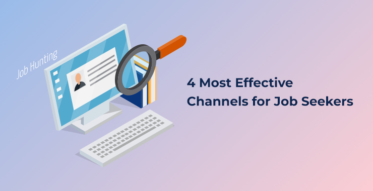 Most-Effective Channels for Job Seekers