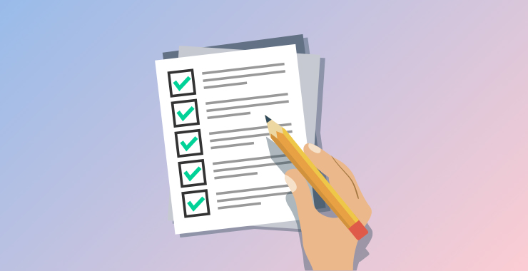 Checklist Of The Documents